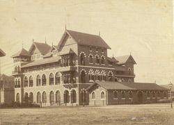 New Cathedral High School, Bombay.